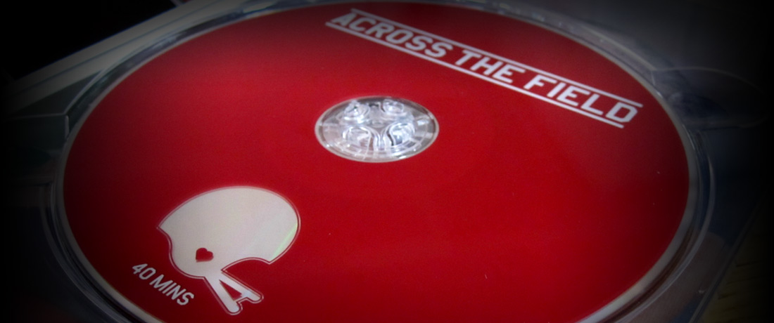 Across the Field DVD